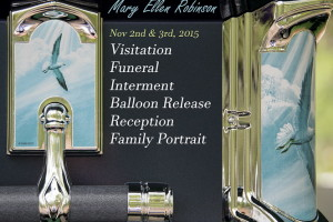 Aunt Mary's Funeral