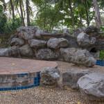 Abandoned Fountain at Benjakiti Park