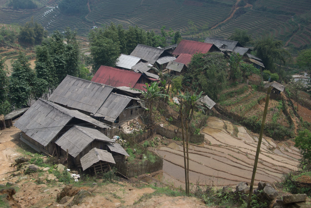 Vietnamese Farming Village