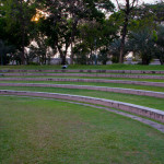 Amphitheater at Benjakiti Park